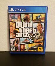 New listing Grand Theft Auto V Gta5 (Sony PlayStation 4, 2014) Ps4