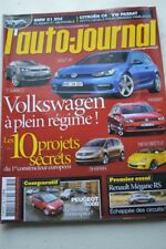AUTO JOURNAL 789 GOLF VII TOUAREG PASSAT NEW BEETLE SHARAN 5008 MEGANE RS  2009