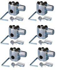 6 x RV AC Bullet Piercing Valve Air Conditioner HVAC Refrigerator Fridge BPV31