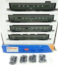 H0 - ROCO DC--44027...Personenwagen-Set...NEM...OVP    // 5 N