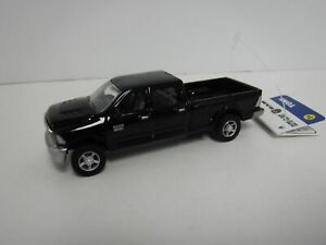 Black 2500 Ram Pickup 1/64 Scale Farm Toy