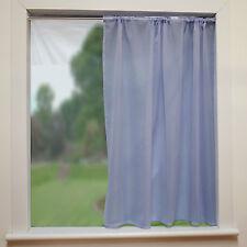 """Lilac Slot Top Voile Curtain 72"""" Drop ~ Net Curtains & Voile Panels"""