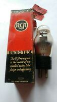 Vtg RCA Radiotron Radio Tube # 12Z3 Untested Boxed NOS NEW Made in USA
