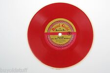 RED Rudolph The Red Nosed Reindeer RECORD GUILD 78 RPM Arizona CLiff Martin OLD
