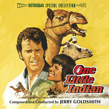 One Little Indian - Complete Score - Limited 1200 - OOP - Jerry Goldsmith