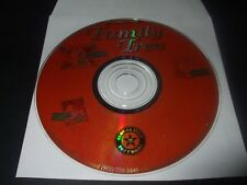 Global Star Software Family Tree (Pc, 1999) - Disc Only!