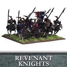 Mantic BNIB - Undead Revenant Cavalry (10)