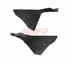 2015 2016 Yamaha R1 R1M Middle Side Panel ECU Cover Fairings Twill Carbon Fiber