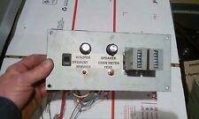 arcade test switch/volume controller #21