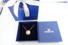 Genuine Swarovski £85 Hillock Round Rose gold 5351082 birthday prom wedding gift