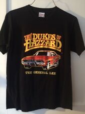VINTAGE 90S DUKES OF HAZZARD THE GENERAL LEE T SHIRT SIZE M