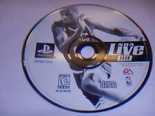 NBA Live 99 (Sony PlayStation 1, 1998) -PS1--Disc Only