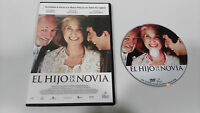 EL HIJO DE LA NOVIA DVD CAJA SLIM RICARDO DARIN HECTOR ALTERIO CASTELLANO