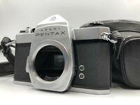 **Near Mint** Asahi Pentax SL SLR Film Camera Body M42 w/ Case From JAPAN &460