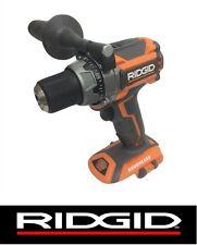 "RIDGID 18v 18 VOLT X5 BRUSHLESS COMPACT 1/2"" INCH CORDLESS DRILL DRIVER R86009"