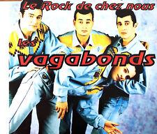Les Vagabonds Maxi CD Le Rock De Chez Nous - France (EX/EX+)