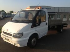 FORD TRANSIT LWB 2.4 Diesel Recovery Truck 16ft Alloy Body Years MOT