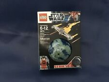 LEGO: Star Wars - Naboo Starfighter & Naboo (9674) RETIRED!! NIB!!