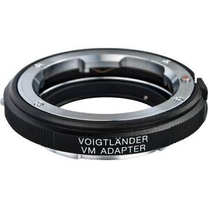 Voitglander VM Adapter for Sony E mount