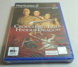 crouching tiger hidden dragon game sony ps2 playstation 2 new sealed aus pal