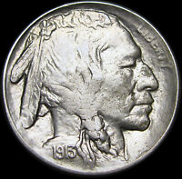 1913-S Type 2 Buffalo Nickel  ---- GEM BU++ Key Date  ---- #L456