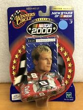 2000 Hasbro 56911 Winner Circle DALE EARNHARDT JR. Monte Carlo NASCAR Limited