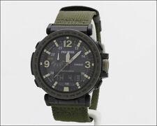 CASIO 5497 PRO TREK Solar Triple Sensor Multifunctional Watch PRG-600YB - MINT