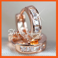 Unbranded Cubic Zirconia Rose Gold Plated Fashion Jewellery