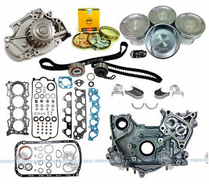 98-02 HONDA ACURA 2.3L F23A1 VTEC GRAPHITE MASTER ENGINE REBUILD KIT