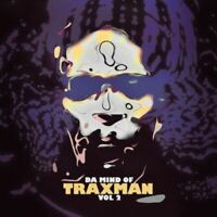 TRAXMAN da mind of traxman vol 2 (sealed CD, album) juke, ghetto, electronic,