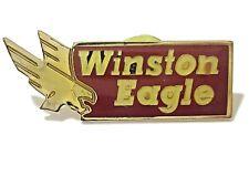 1989 SPORTS MARKETING ENTERPRISES INC. WINSTON EAGLE SPORTS LAPEL PIN TIE TACK
