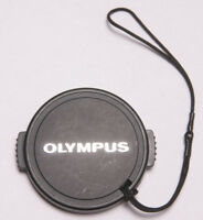 41mm Front Lens Cap Leash - Snap on - Olympus  - USED V345