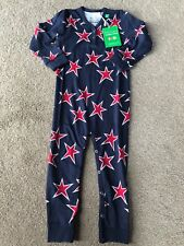 Fred's World Scandi Romper All In One Stars Print Size 92 Cm Age 2 Years