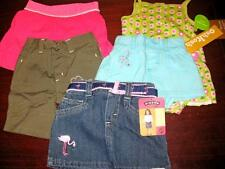 New Lot of summer skirts, shorts and romper girls 6-9 months # 7