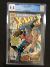 CGC 9.8 Uncanny X-Men 288 White Pages - Free Shipping