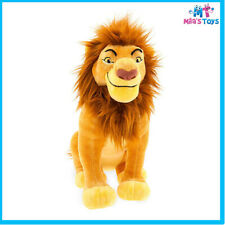 """Disney The Lion King's Mufasa 14"""" Plush Doll Soft Toy brand new with tag"""
