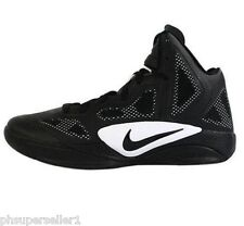 Nike Zoom Hyperfuse 2011 TB Black White Basketball Men Shoes 6 to 13.5 11