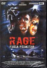RAGE - FURIA PRIMITIVA - DVD (NUOVO SIGILLATO)
