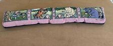 Disney Pooh Piglet Eeyore and Tigger Picnic Tapestry Decorative Pillow Rectangle