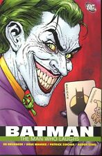 BATMAN: THE MAN WHO LAUGHS TPB BRUBAKER