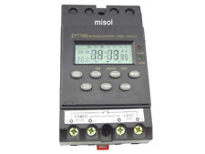 1pcs 12VTimer Switch Timer Controller LCD display, program/programmable 25A amps