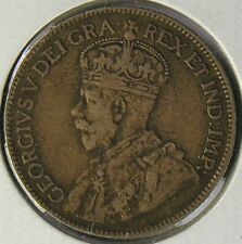 1919 CANADA TWENTY-FIVE CENTS 25 - BOLD DETAILS - PRICED RIGHT!