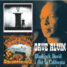 Dave Alvin, Dave Avl - Blackjack David / Out in California [New CD] UK - Impor