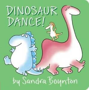 Dinosaur Dance! - Board book By Boynton, Sandra - GOOD