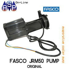 FASCO JRM50 PUMP FOR EVAPORATIVE COOLERS - 2M WIRE - GENUINE CLIMATE PART