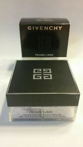 Givenchy Prisme Libre 01 Mousseline Pastel 4 in 1 Harmony Loose Powder Authentic
