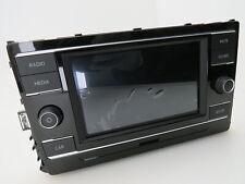 """5G6035867 Anzeige- und Bedieneinheit mit Touch-Screen 6,5"""" DAB Radio VW Golf 7"""