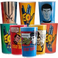 "Star Trek Becher Set ""All in One"" endgültig limitierte Auflage"