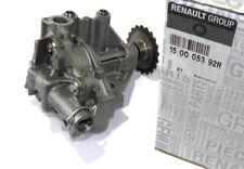 POMPE A HUILE D'ORIGINE RENAULT 2.0 DCI M9R (OE 150005392R)