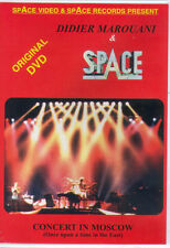 SPACE & DIDIER MAROUANI - LIVE CONCERT IN MOSCOW 1983 BRAND NEW DVD